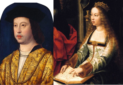 The Catholic Monarchs. Ferdinand and Isabella
