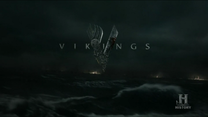 Vikings, from history Channel