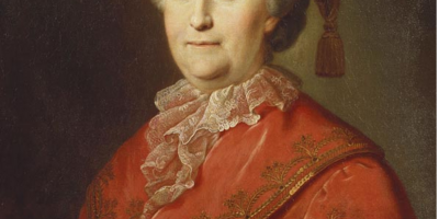 Portrait of an elder Catherine