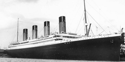The brand-new Titanic in all its majestic glory