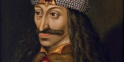 Painting of Vlad the Impaler. Anonymous painter. Source: Wikipedia